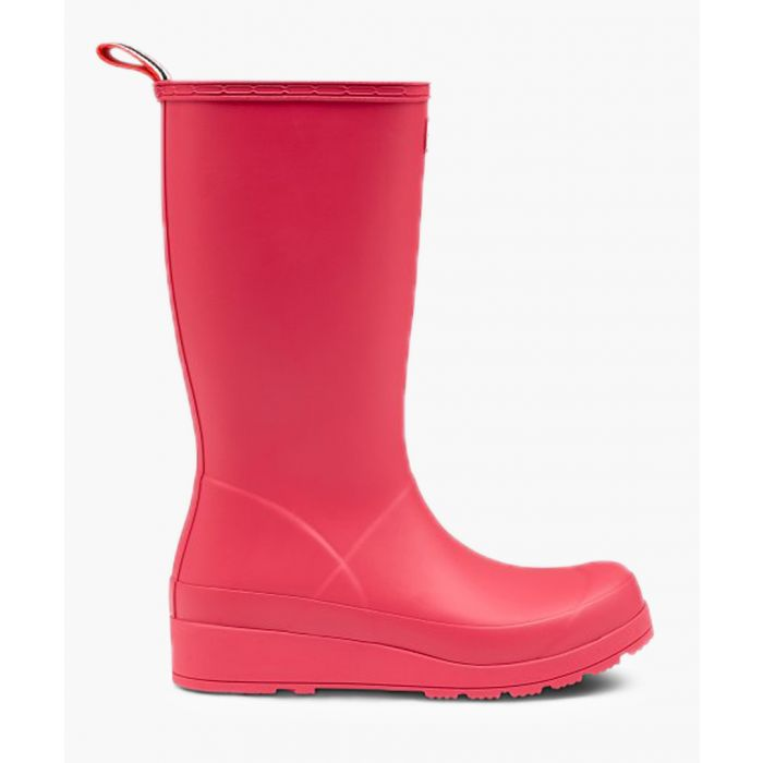Image for Original play boot tall pink wellingtons