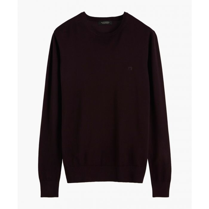 Image for Bordeaux classic crew neck jumper