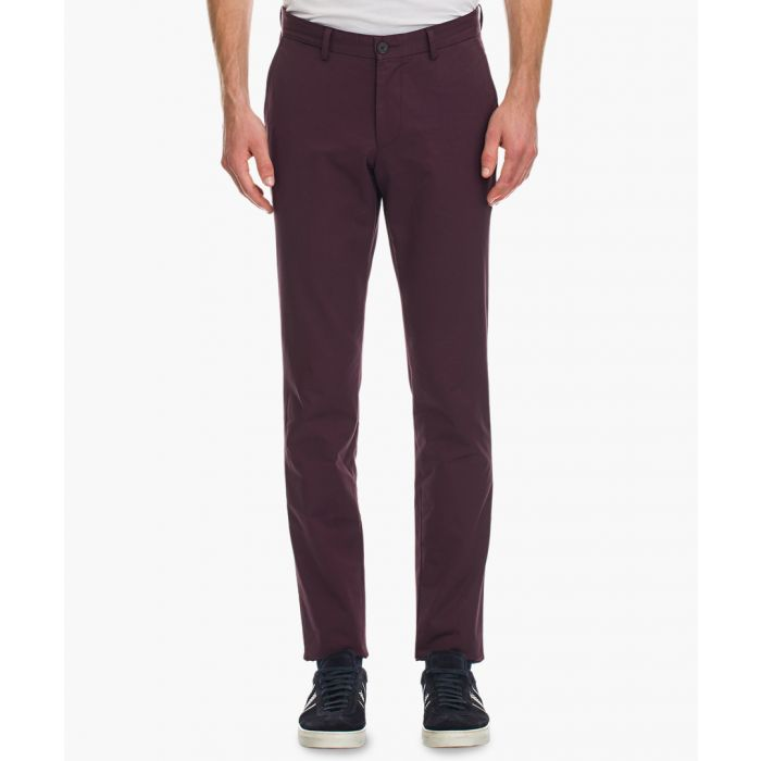 Image for Sercie cotton blend trousers