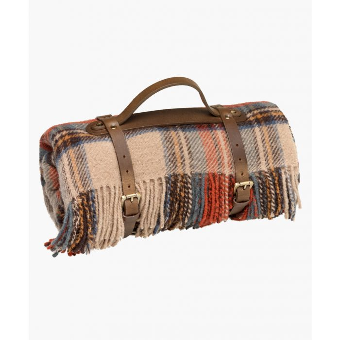 Image for Antique Dress Stewart pure wool throw