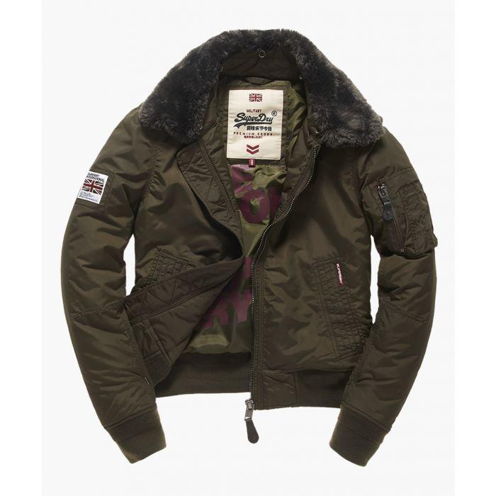Image for Flite SDR khaki winter jacket