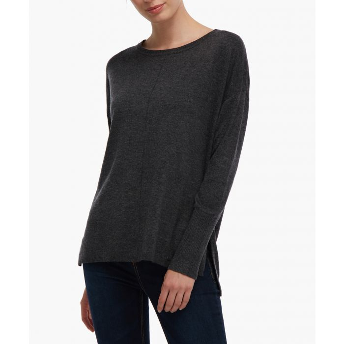 Image for Grey long sleeved top