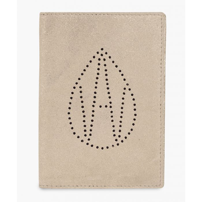 Image for Curtis off-white passport cover