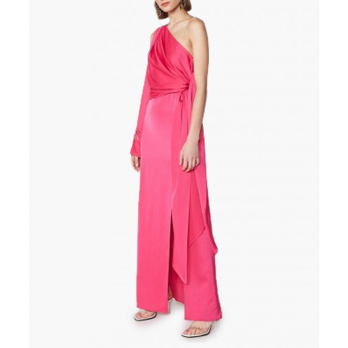 Image for Adelina pink dress