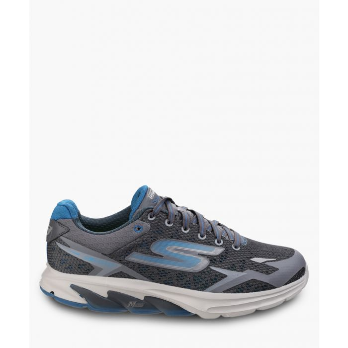 Image for Go Meb charcoal and blue trainers