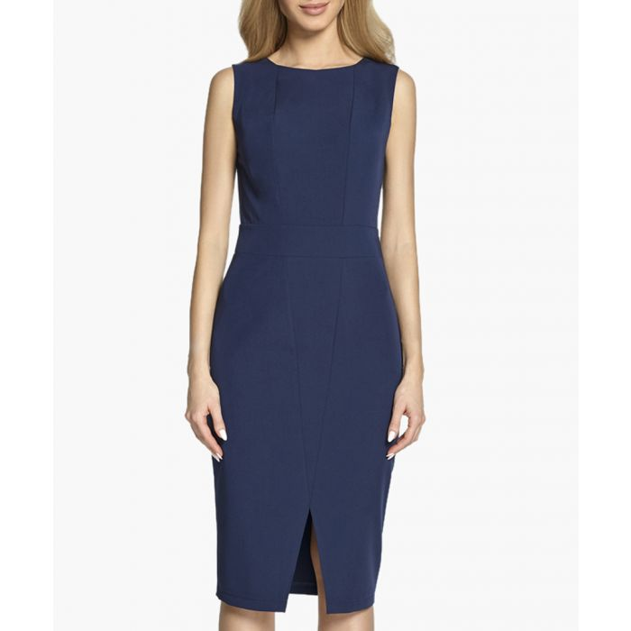 Image for Navy blue dress