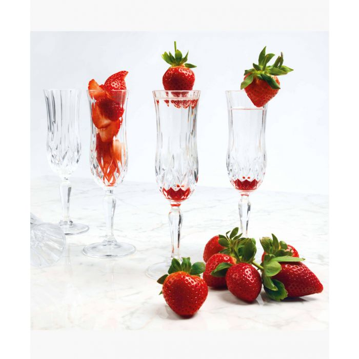 Image for Opera Luxion Crystal champagne flute