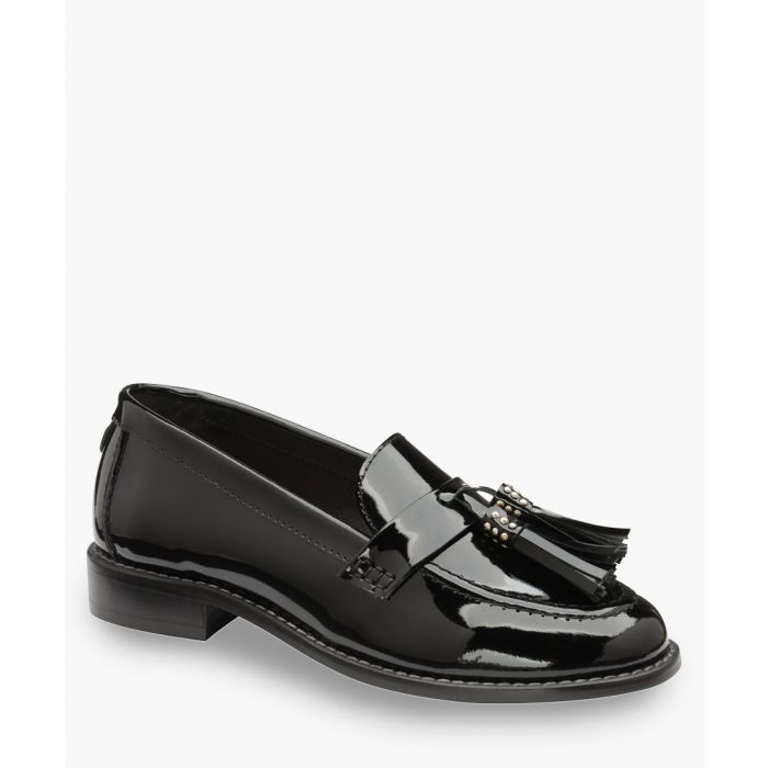 Image for Oxford black loafers