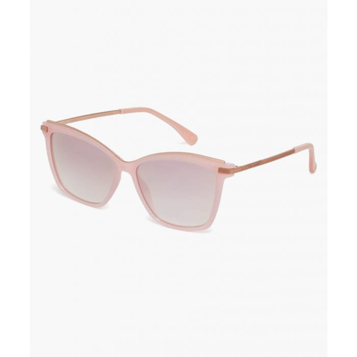 Image for Marlo pink sunglasses