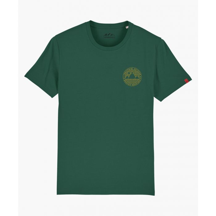 Image for Mount Adventures green T-shirt