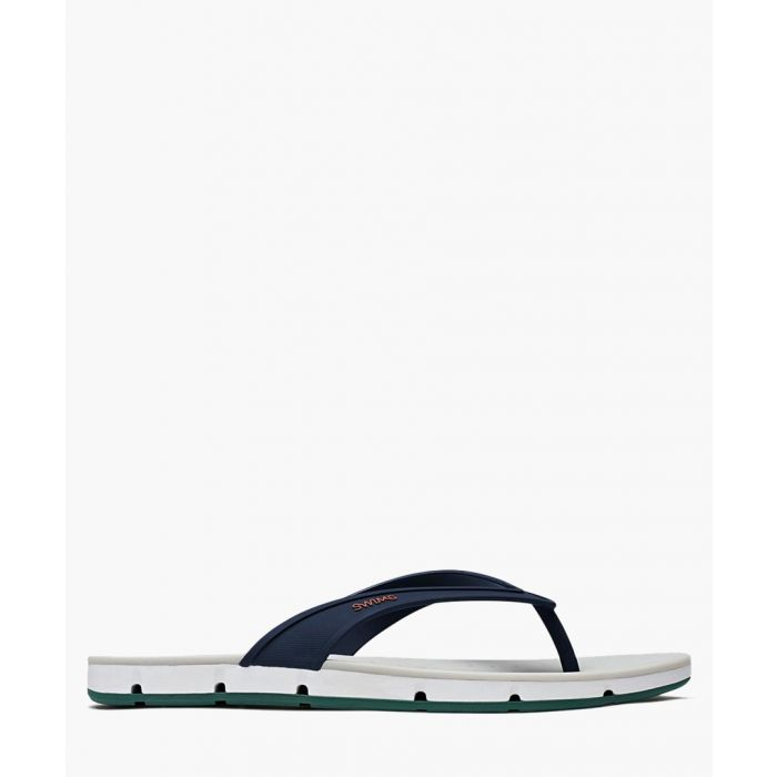 Image for Breeze navy and green sandals