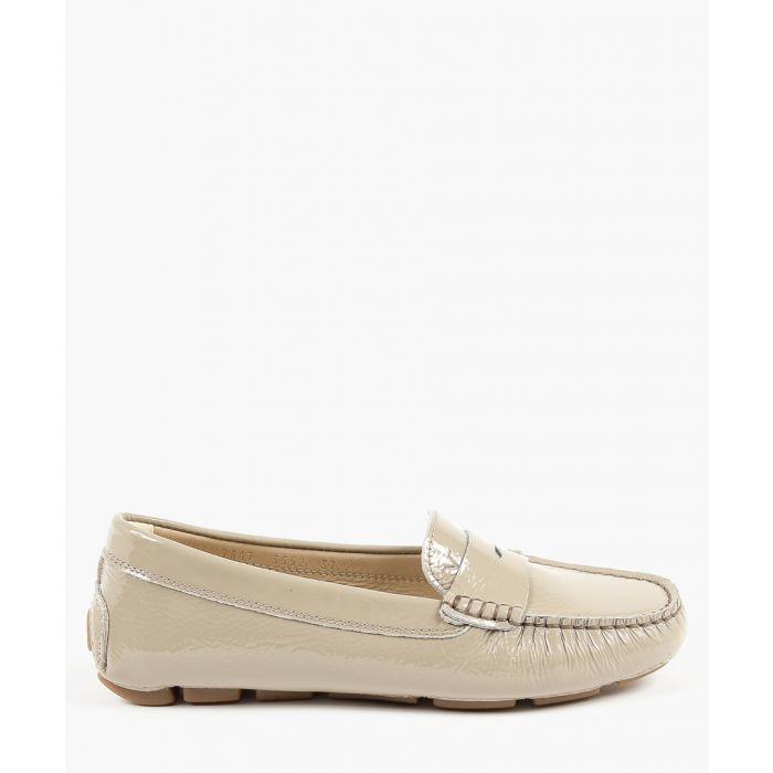 Image for Beige loafers