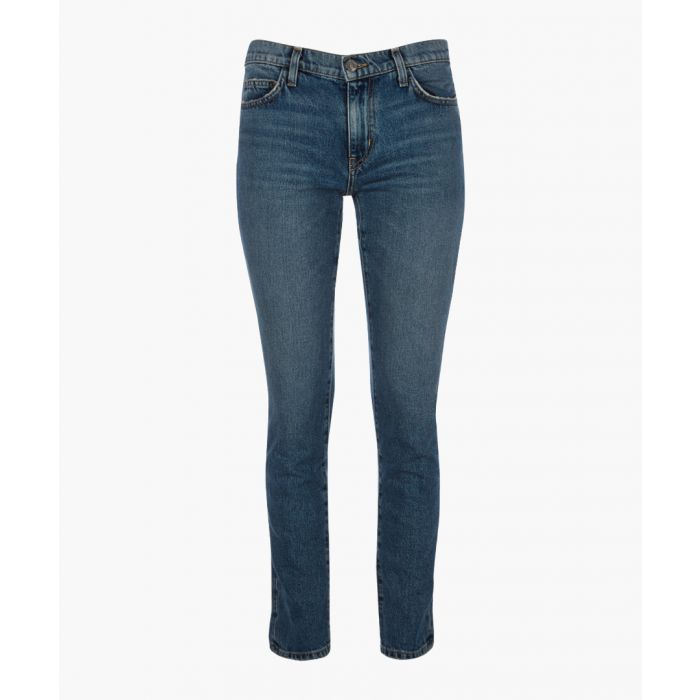 Image for The Easy Stiletto cotton skinny jeans