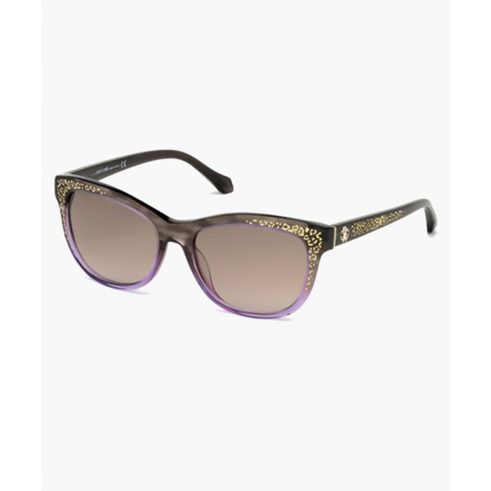 Image for Purple sunglasses