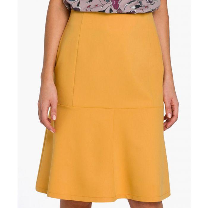 Image for Yellow skirt