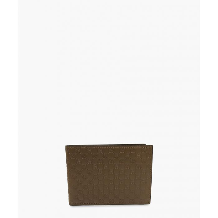Image for Gucci Guccissima men wallet Wallets