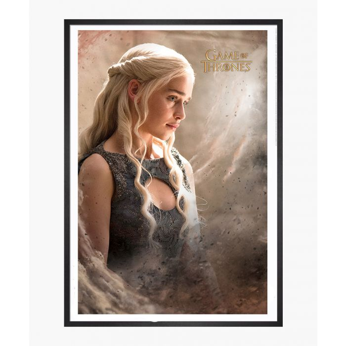 Image for Game of Thrones Daenerys Art Print