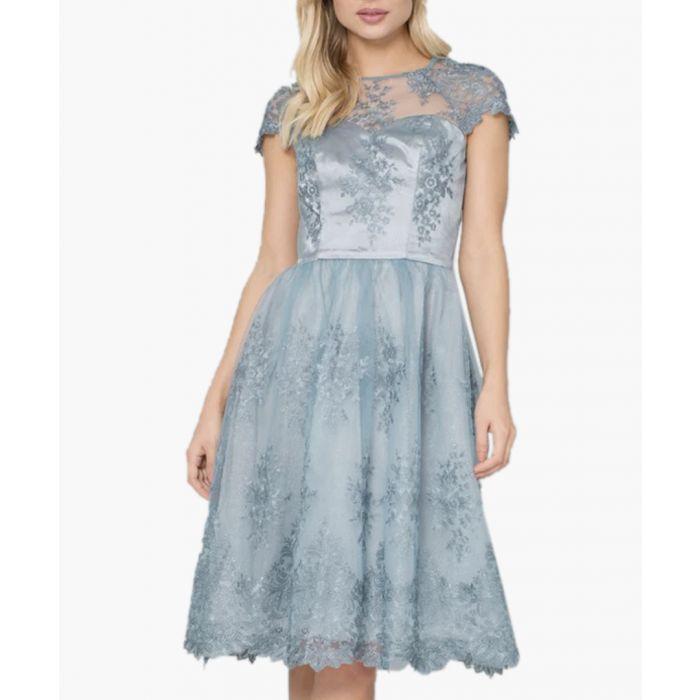 Image for Ella-rose blue dress