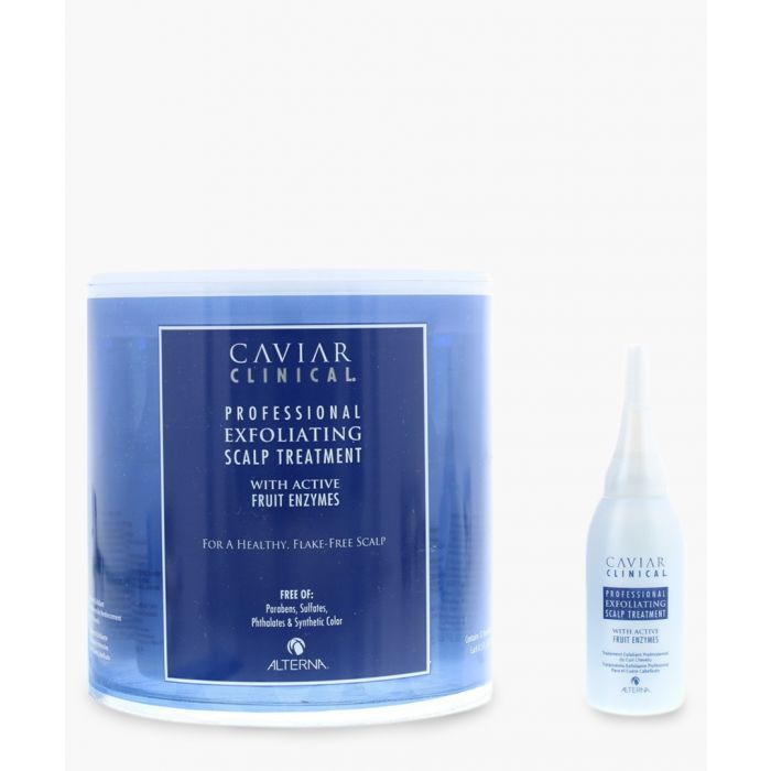 Image for 12pc caviar exfoliating scalp treatment