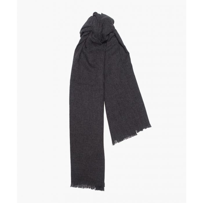 Image for Beaufort lambswool-cashmere blend scarf