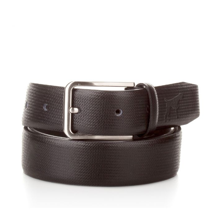 Image for Castellanísimos C802 Leather Belt Men Casual