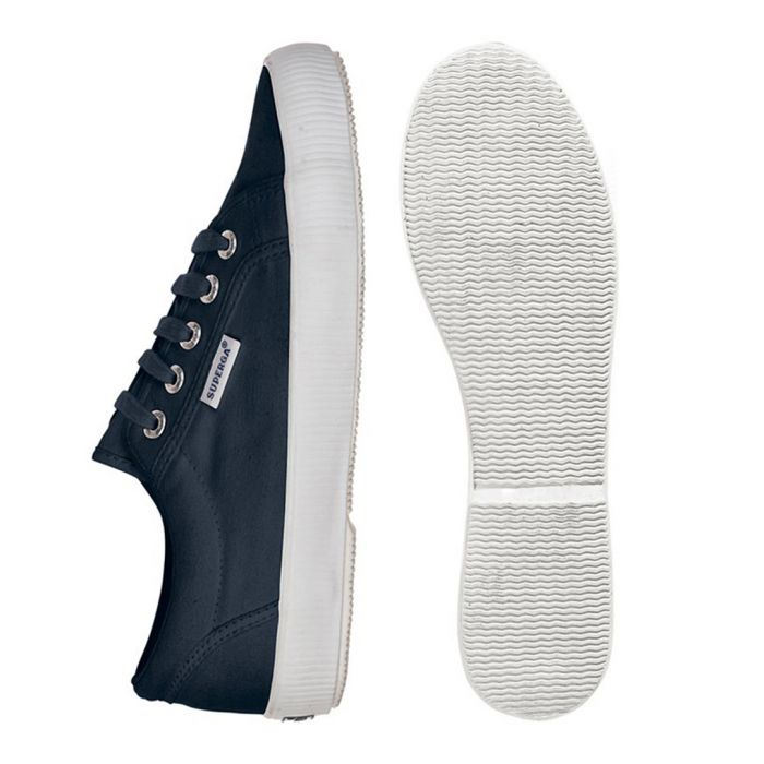 Image for Blue low-top sneakers