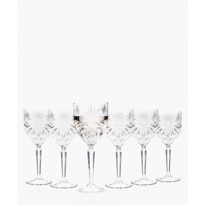Image for Crystal glassware Oasis wine glasses