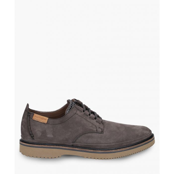 Image for Mens off black Oxford shoes