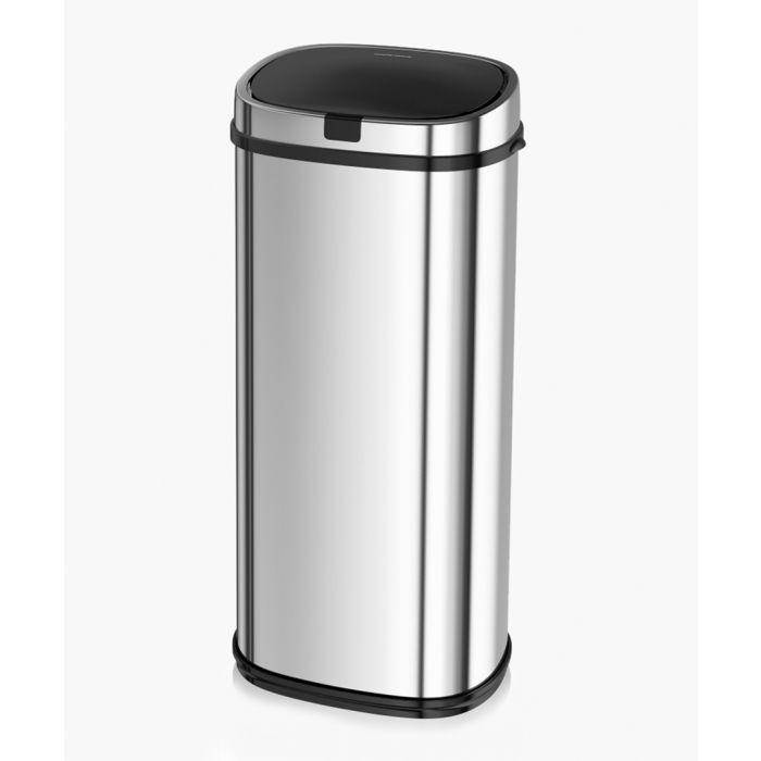 Image for Stainless steel square sensor bin 50L