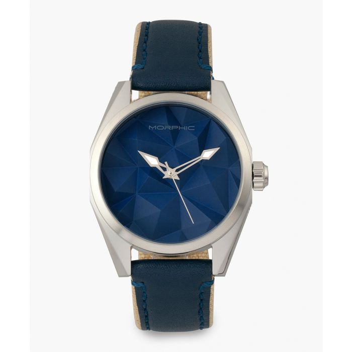 Image for M59 Series canvas and stainless steel analogue watch