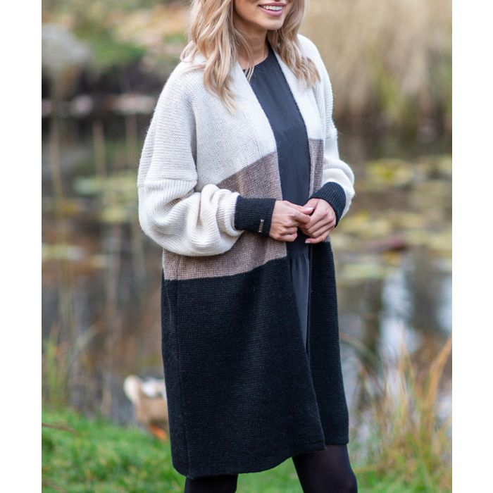 Image for Mocca knitted mohair blend cardigan