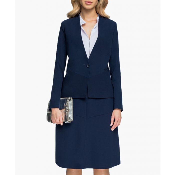 Image for Navy blue blazer