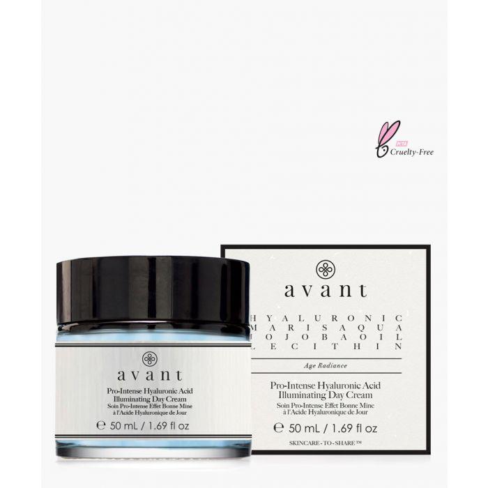 Image for Pro-intense hyaluronic acid illuminating day cream