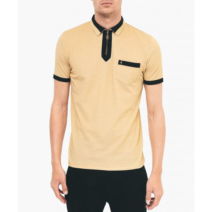 Image for Fawn pure cotton polo shirt