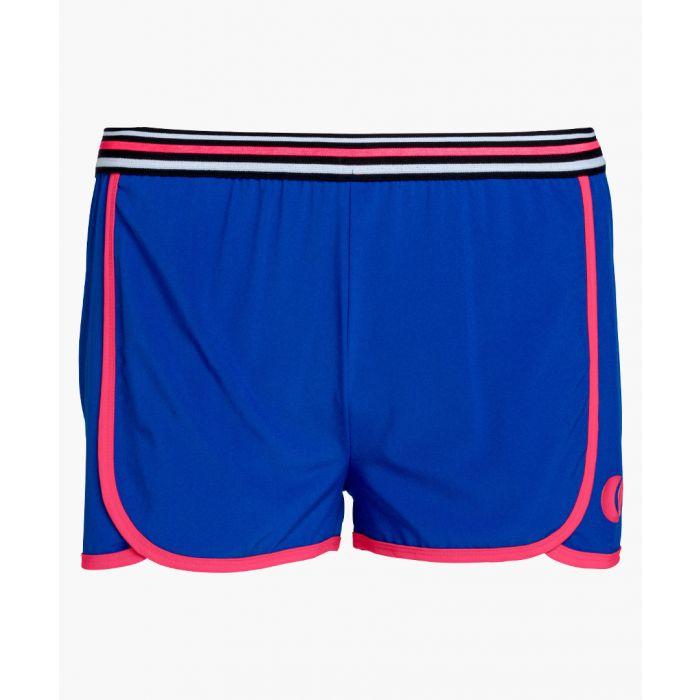 Image for Tine blue shorts