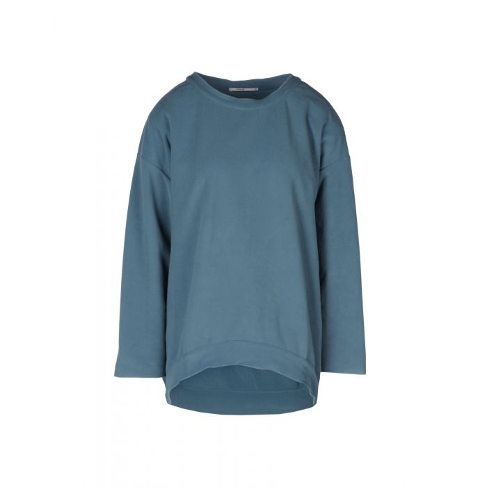 Image for Slate blue pyjama top