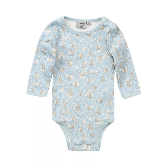 Image for Sky blue organic cotton body