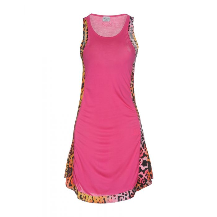 Image for Black and fuchsia nightdress