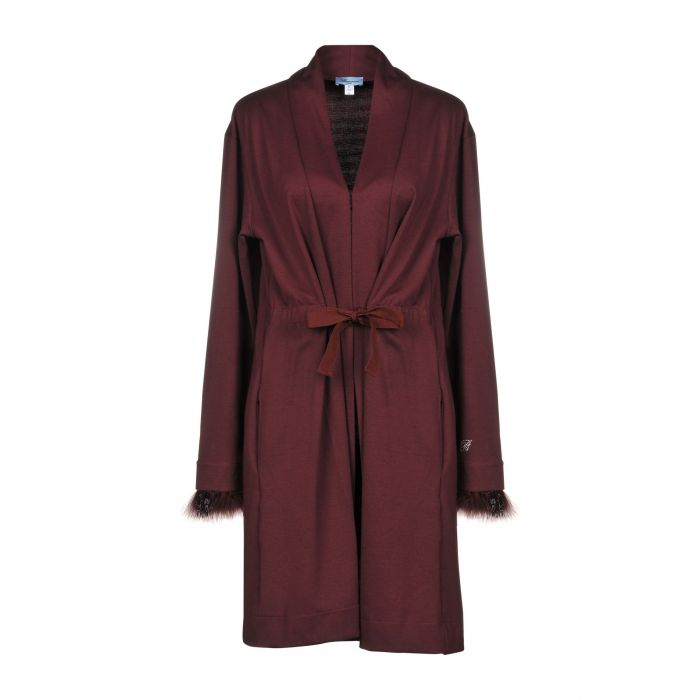 Image for Maroon dressing gown