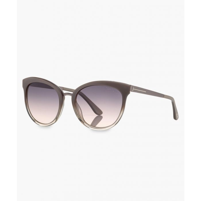 Image for Emma grey and purple sunglasses
