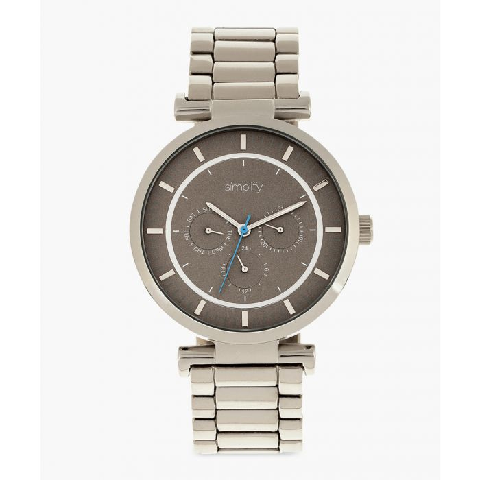 Image for The 4800 silver-tone alloy watch