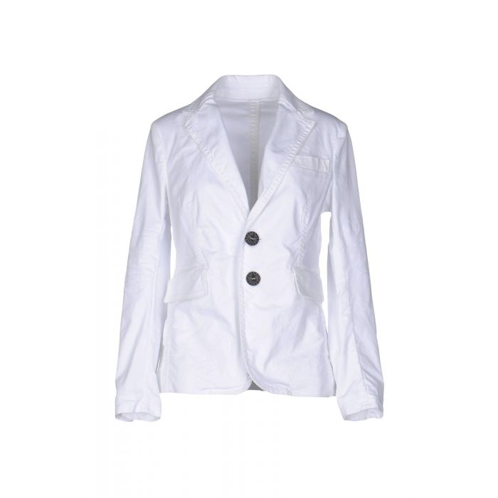Image for Dsquared2 White Cotton Giacche