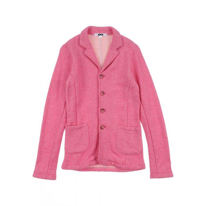 Image for Pink cotton blazer