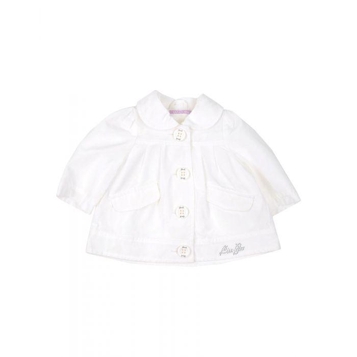 Image for White acrylic blazer