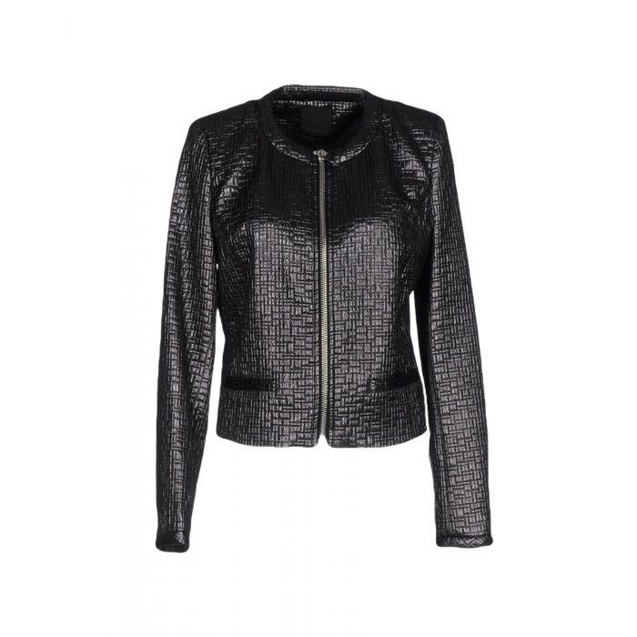 Image for Steel grey acrylic jacket