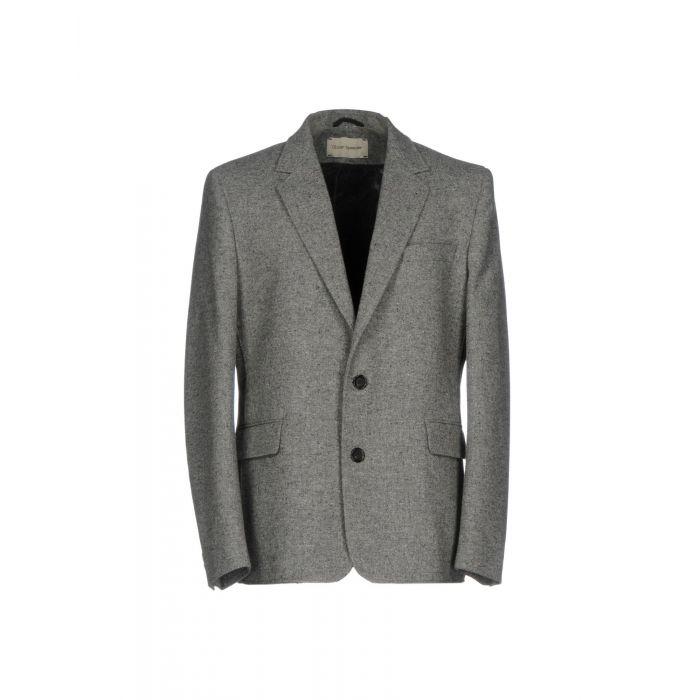 Image for Grey wool blazer