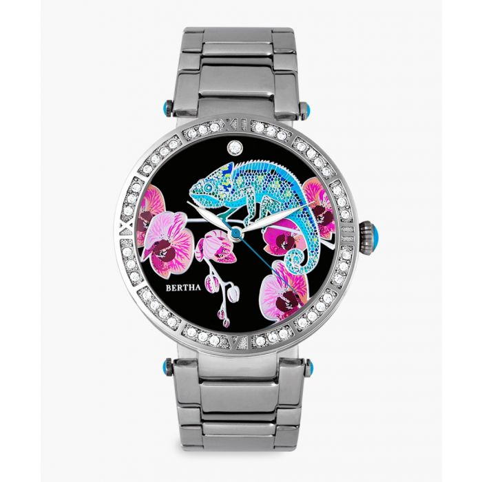Image for Camilla silver-tone watch