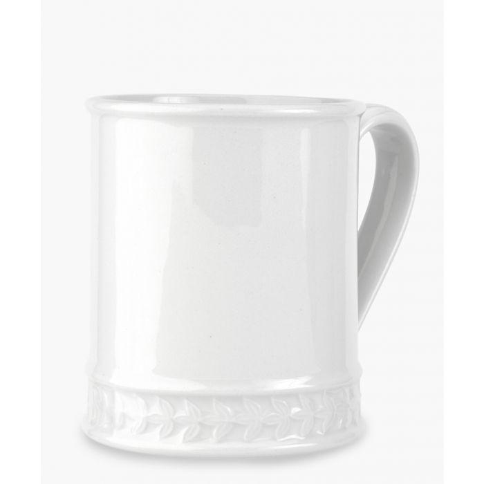 Image for 4pc Botanic Garden Harmony white tankard set