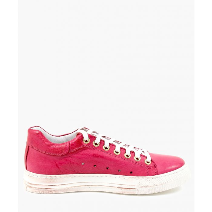 Image for Pink trainers