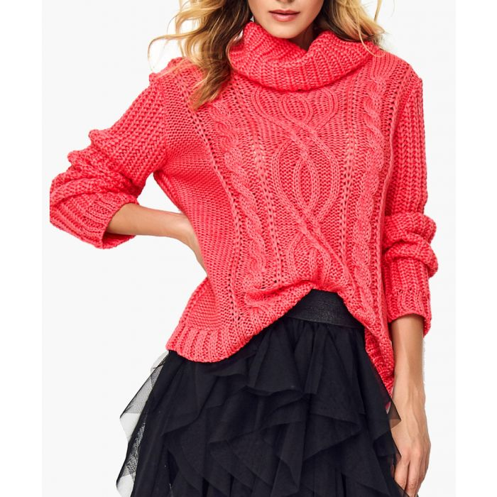 Image for Watermelon Knitted Jumper